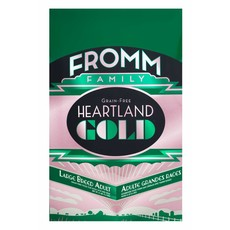 Fromm FROMMD GOLD HEARTLAND LB ADULT 12#