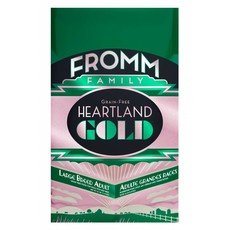 Fromm FROMMD GOLD HEARTLAND LB ADULT 26#