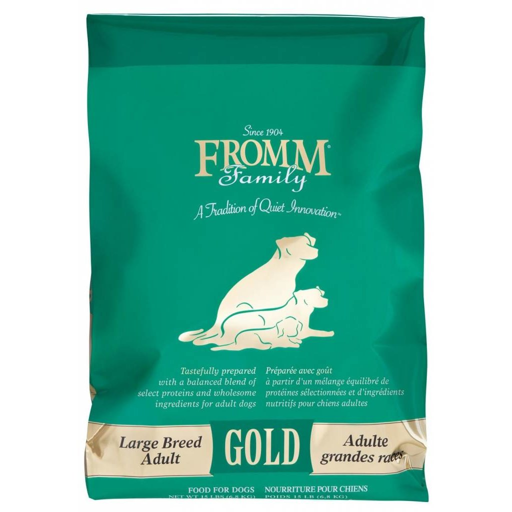 Fromm FROMMD GOLD LB ADULT 15#