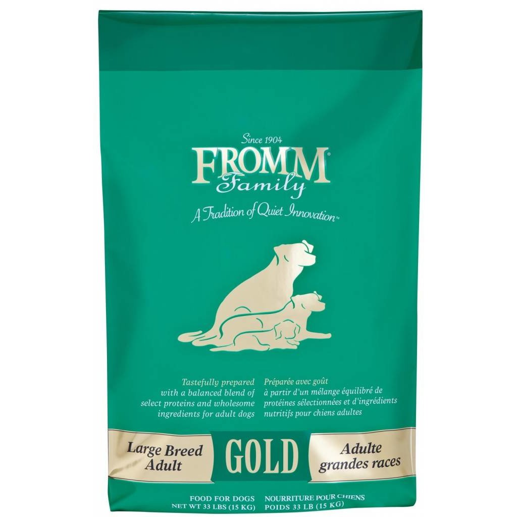 Fromm FROMMD GOLD LB ADULT 33#