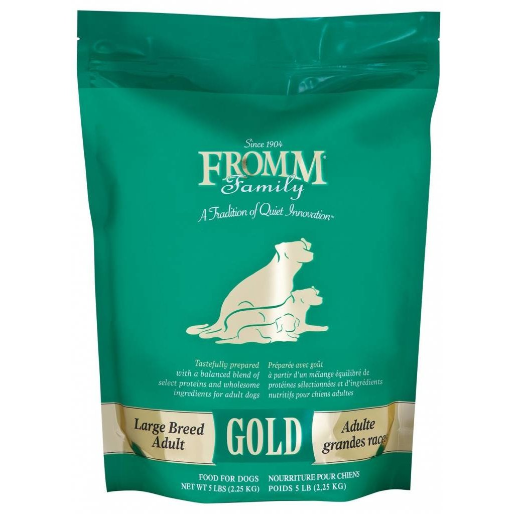 Fromm FROMMD GOLD LB ADULT 5#