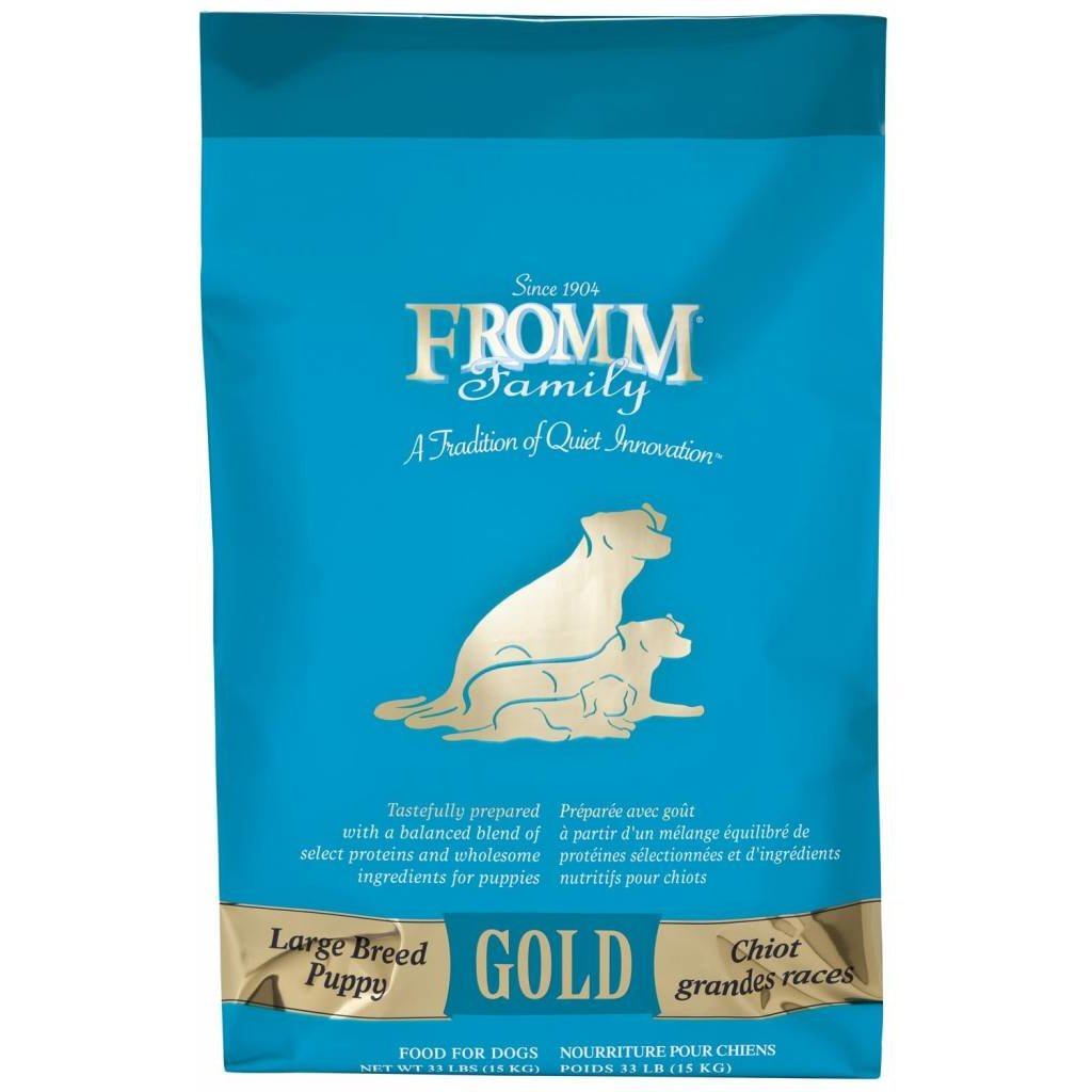 Fromm FROMMD GOLD LB PUPPY 33#