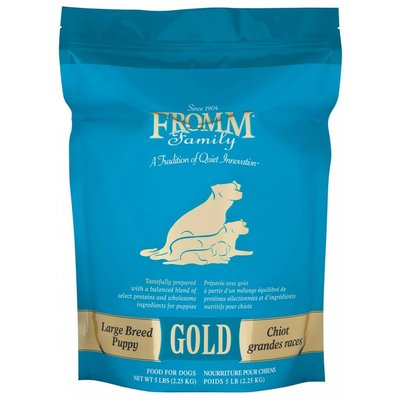 Fromm FROMMD GOLD LB PUPPY 5#