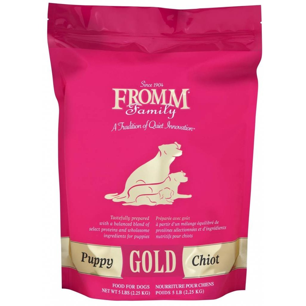 Fromm FROMMD GOLD PUPPY 5#