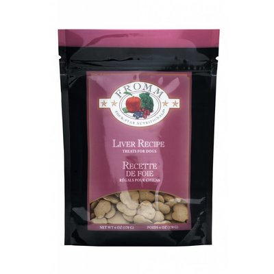 Fromm FROMMD LIVER BISCUIT 6oz