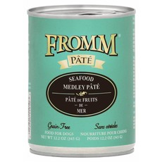 Fromm FROMMD GF SEAFOOD MEDLEY PATE 12.2oz