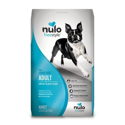 Nulo Nulo Dog Salmon & Peas 24#