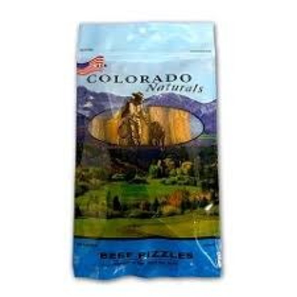 Colorado Naturals CPT JERKY BEEF 4oz