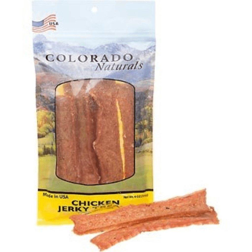 Colorado Naturals CPT JERKY CHICKEN 4oz