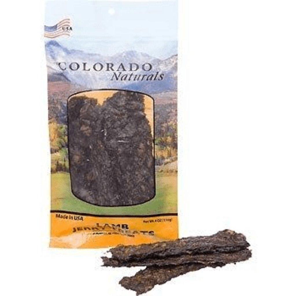 Colorado Naturals CPT LAMB JERKY 4OZ