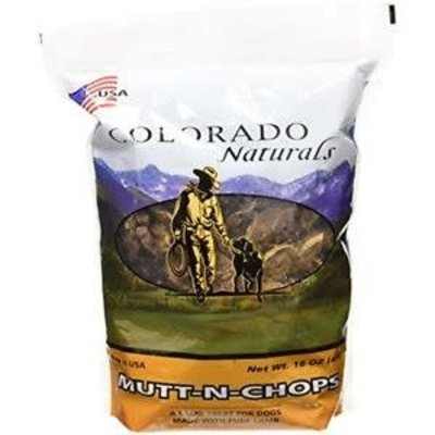 Colorado Naturals CPT MUTTN CHOPS 16oz