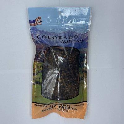 Colorado Naturals CPT JERKY SALMON 4oz