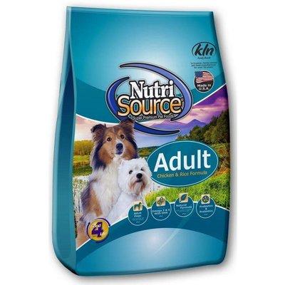 Nutrisource NSD ADULT CHICKEN 30#