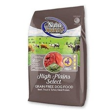 Nutrisource NSD GF HIGH PLAINS SELECT 30#