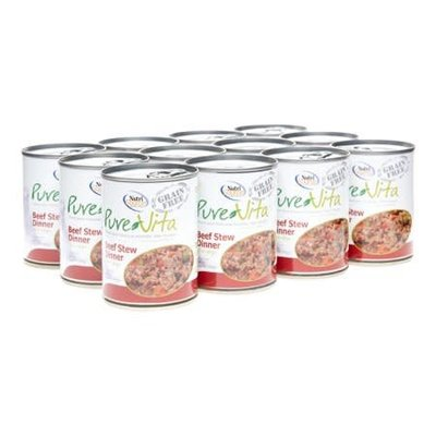 Nutrisource NSD PV STEW BEEF 12.7oz