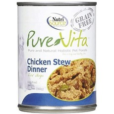 Nutrisource NSD PV STEW CHICKEN 12.7oz