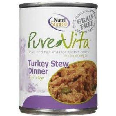 Nutrisource NSD PV STEW TURKEY 12.7oz