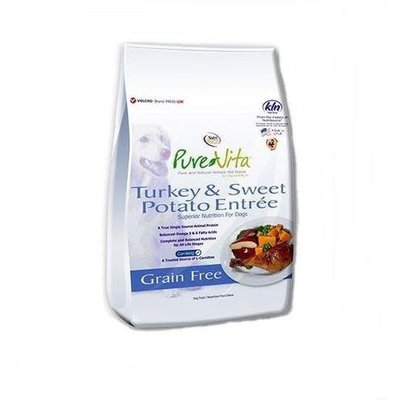 Nutrisource NSD PV TURKEY SWEET POTATO 25#
