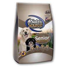 Nutrisource NSD SENIOR CHICKEN RICE 30#