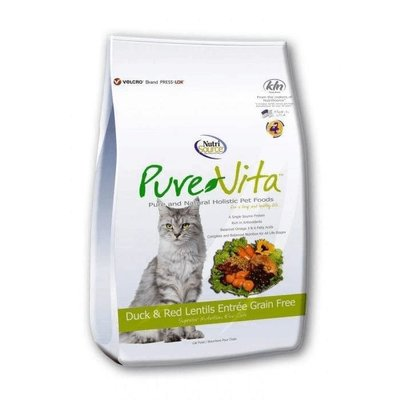 Nutrisource NSC PURE VITA DUCK LENTIL 6.6#