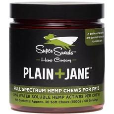 Super Snouts CBD SUPER SNOUTS PLAIN JANE CHEWS 30ct