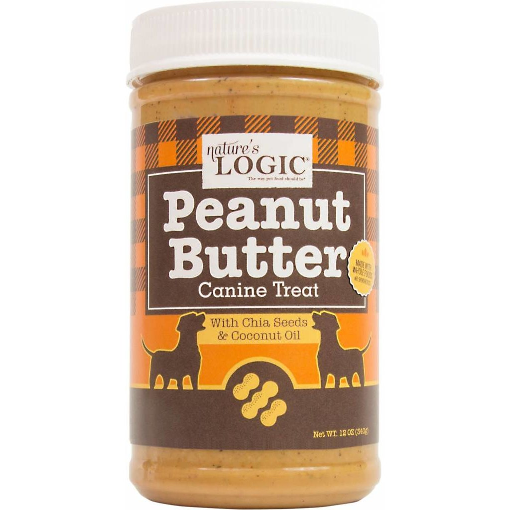 Nature's Logic Nature's Logic Peanut Butter 12oz