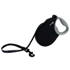 Alcott Alcott Retractable Leash EX BLK SM