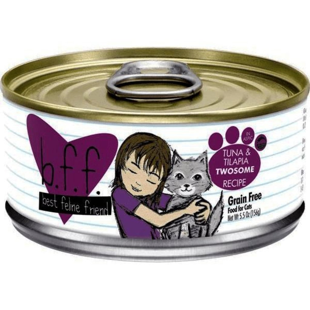 WERUVA Weruva Cat BFF Two-Some 5.5oz