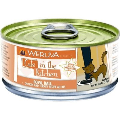 WERUVA WIIC CITK FOWL BALL 6oz