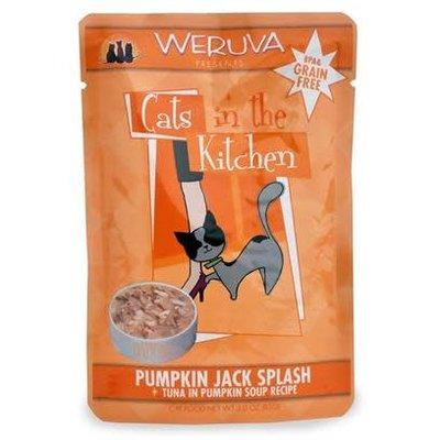 WERUVA Weruva Cat Pumpkin Jack Splash 3oz Pouch (CITK)