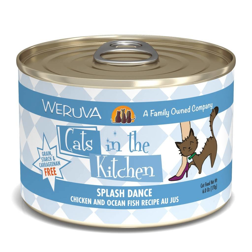 WERUVA WIIC CITK SPLASH DANCE 6OZ