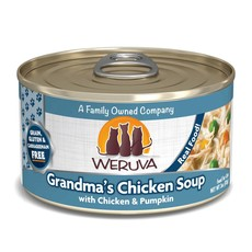 WERUVA WIIC GRANDMA'S CHICKEN SOUP 3oz