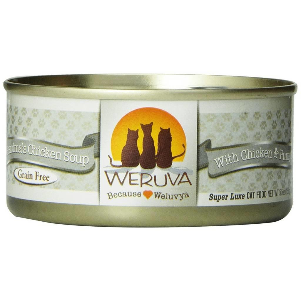 WERUVA WIIC GRANDMA'S CHICKEN SOUP 5.5oz