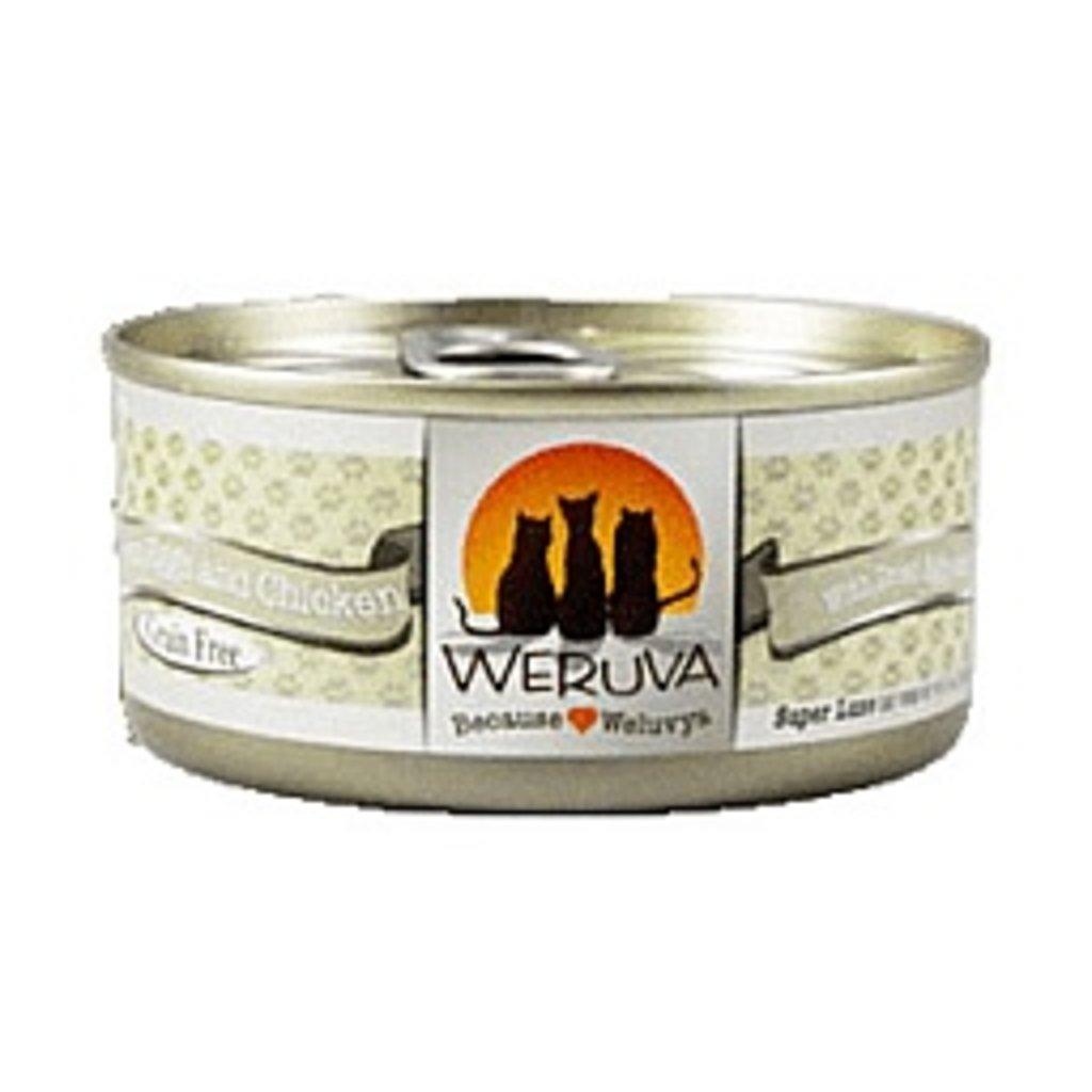 WERUVA WIIC GREEN EGGS/CHICKEN 3OZ