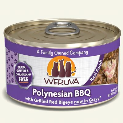 WERUVA WIIC POLYNESIAN BBQ 3oz
