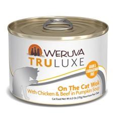 WERUVA WIIC TRULUXE ON THE CAT WOK 6oz