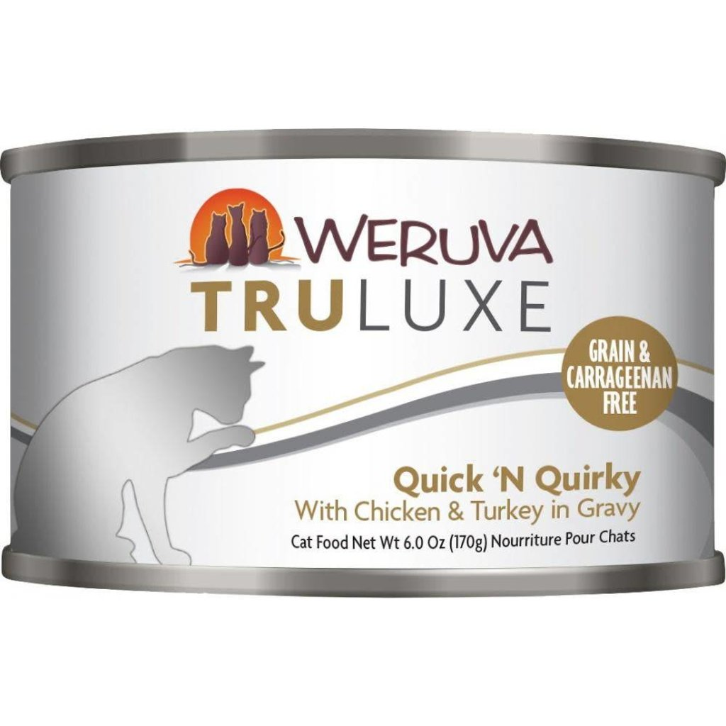 WERUVA TRU LUXE QUICK 'N QUIRKY24/6OZ