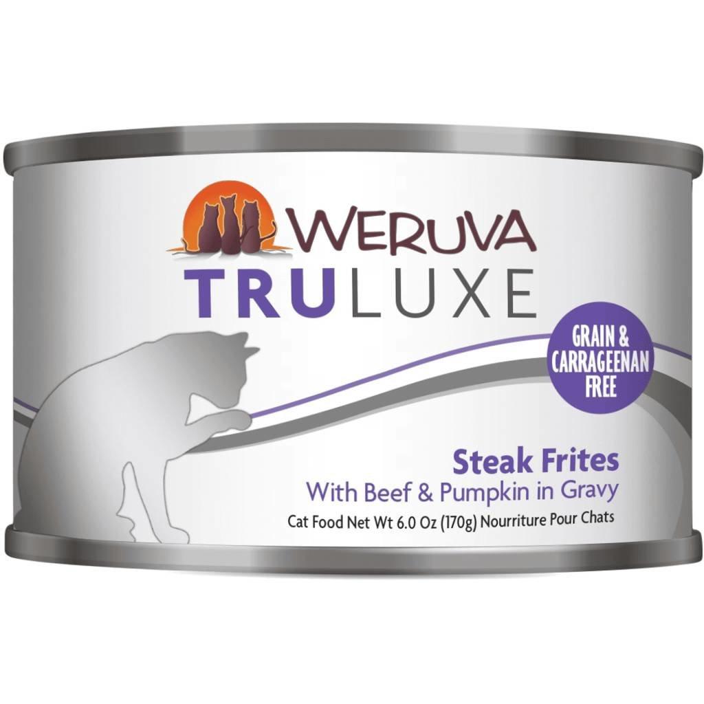WERUVA WIIC TRULUXE STEAK FRITES 6oz