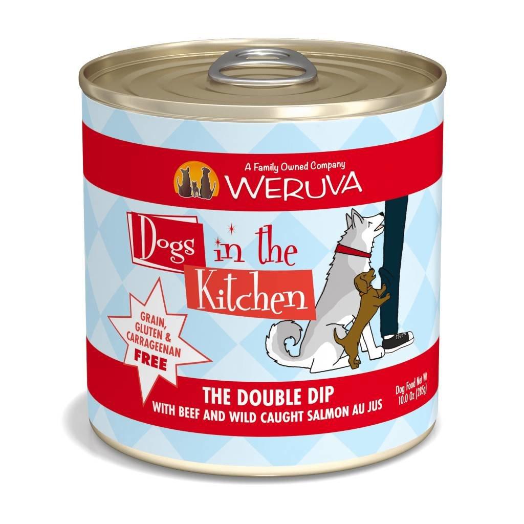 WERUVA Weruva Dog DITK DOUBLE DIP 10oz