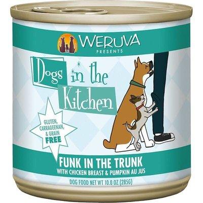 WERUVA Weruva Dog DITK FUNK IN THE TRUNK 10oz