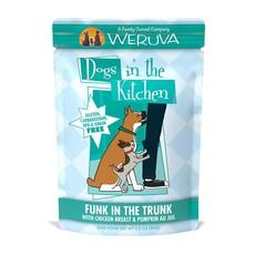 WERUVA Weruva Dog DITK FUNK IN THE TRUNK 2.8oz