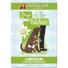 WERUVA Weruva Dog DITK LAMBURGINI 2.8oz