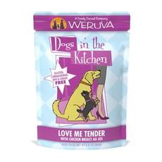 WERUVA Weruva Dog DITK LOVE ME TENDER 2.8oz