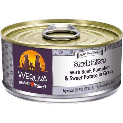 WERUVA WIID STEAK FRITES 5.5oz