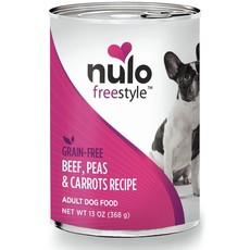 Nulo Nulo Dog Beef, Peas & Carrots 13oz