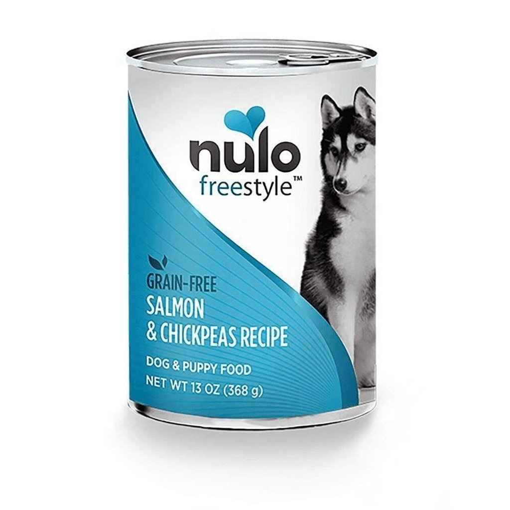 Nulo Nulo Dog Salmon & Chickpeas 13oz