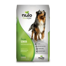 Nulo Nulo Dog Senior Trout 24#
