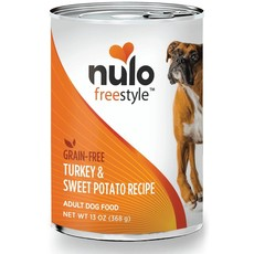 Nulo Nulo Dog Turkey & Sweet Potato 13oz