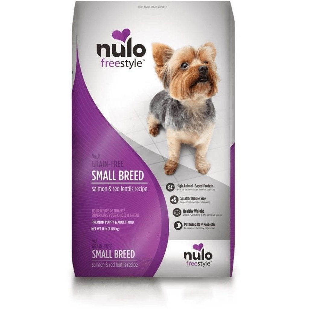 Nulo Nulo Dog SB Salmon & Red Lentils 11#