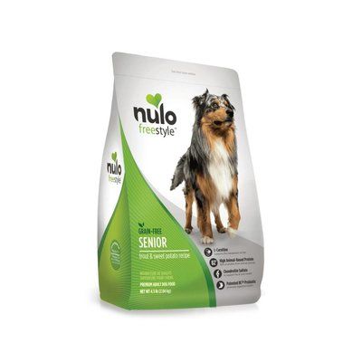 Nulo Nulo Dog Senior Trout 4.5#